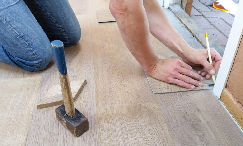 reparación suelos