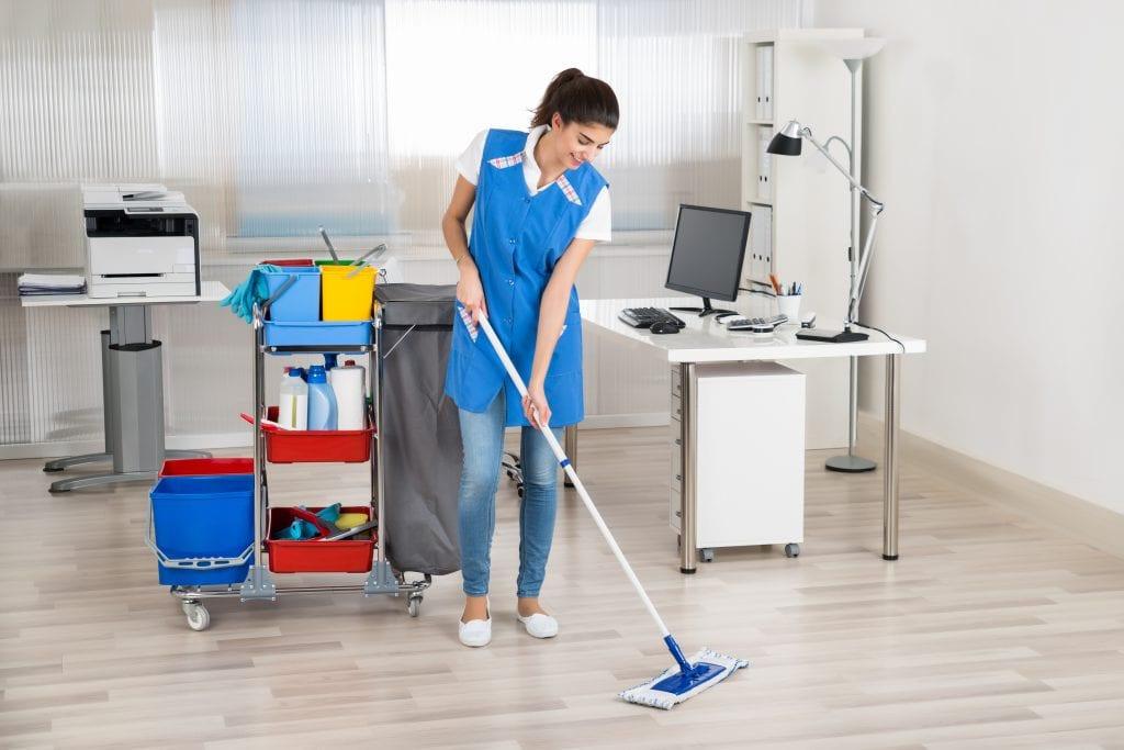 empresa limpieza oficinas valladolid