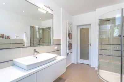 reforma de baño en vivienda de valladolid