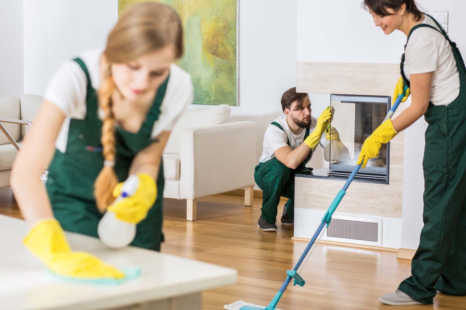 Servicio de limpieza profesional en Valladolid por la empresa Olid Urbión