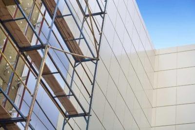 Trabajos verticales y de fachadas por empresa de Valladolid Olid Urbión
